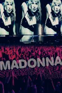 Cover Madonna - Sticky & Sweet Tour [DVD]